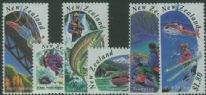NZ SG1777-82 Tourism set of 6